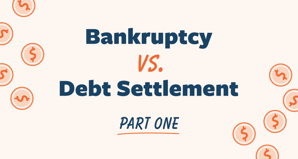 debt settlement, bankruptcy, debt, creditors, chapter 7