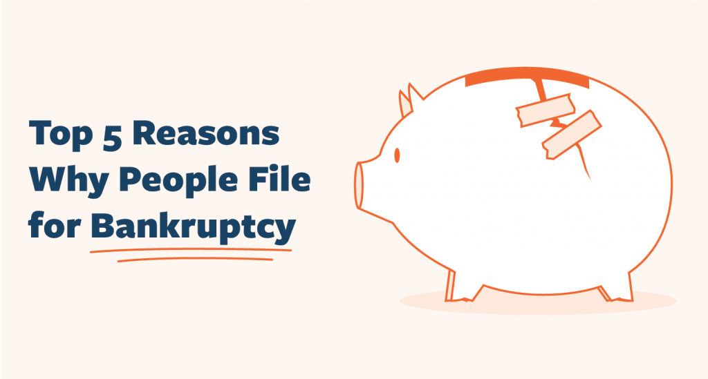 Reasons File Bankruptcy